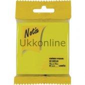 Notix Neon Sarı 80 Yaprak 75x75 Asma Ambalajlı