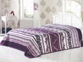 Sesli Tekstil Peluş Battaniye Çift Kişilik