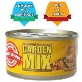 Gardenmix Jöle İçinde Sığır Ve Tavuk Etli 85 Gr