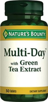 Natures Bounty Multi Day 50 Tablet