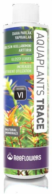Reeflowers Aquaplants Trace Vı 500 Ml