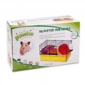 Pawise Hamster Kafesi 38x23x23 Cm
