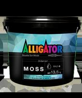 Allıgator Moss Silikonlu Mat İç Cephe Boyası 13,5 Lt (Bütün Renkler)