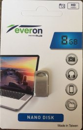 8 Gb Flash Bellek Everon Fit