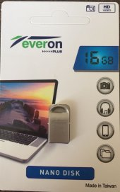 16 Gb Flash Bellek Everon Fit