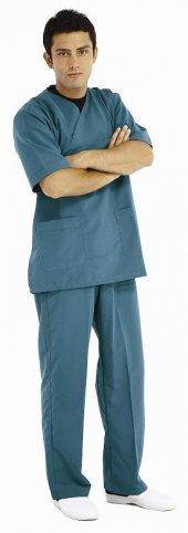 Hastane Takım Elbisesi (Yeşil)