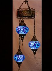 Mozaik Lamba 3 Lu Set