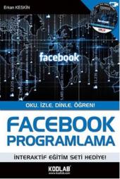 Facebook Programlama Erkan Keskin Kodlab Yayın