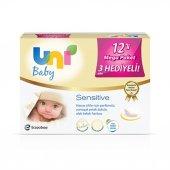 Uni Baby Sensitive Mega Paket Islak Havlu Mendil 12li