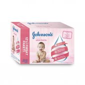Johnsons Baby Hassas Parfümlü Islak Havlu Mendil 12x56