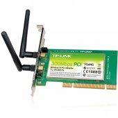Tp Lınk Tl Wn851nd 300mbps Pcı 2xanten Kablosuz Adaptör