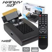 Next Kanky Sd+ Digital Uydu Alıcısı