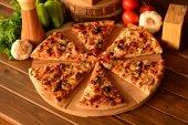 Bambum Slice Pizza Tahtası