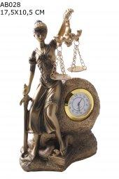 Adalet Heykeli, Ab 028, Polyester Döküm
