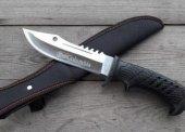 Columbia P006 Çelik Survival Büyük Boy Bıçak Kamp Piknik Avbıçağı