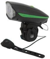 Xbyc 6163 Yüksek Sesli Işıklı Usb Şajlı Bisiklet Kornası