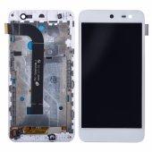General Mobile Discovery 4g,gm5 Beyaz Ekran Lcd Dokunmatik