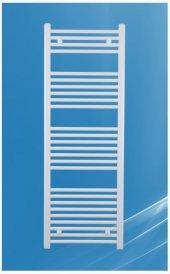 Havlupan 50x100 Cm. Beyaz Düz Banyopan Havlu Radyatör