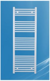 Havlupan 60x150 Cm. Beyaz Düz Banyopan Havlu Radyatör