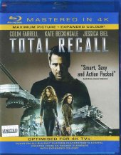 Gerçeğe Çağrı Total Recall Blu Ray 4k