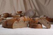 Ekşi Mayalı Çavdar Ekmeği