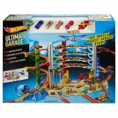 Ultimate Mega Garaj Cmp80 Hot Wheels