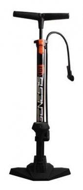 Xbyc 9016 Büyük Boy Saatli El Hava Pompası Bisiklet Teker Pompası
