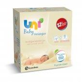 Uni Baby Yenidoğan Islak Mendil 12li Paket (480 Adet)