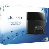Sony Ps4 1tb E Oyun Konsolu Siyah