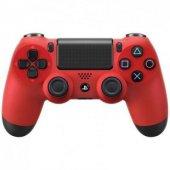 Sony Ps4 Kablosuz Kırmızı Renk Oyun Kolu