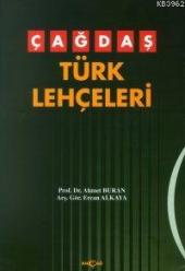 çağdaş Türk Lehçeleri Ahmet Buran Akçağ Basım Yayım Pazarlama