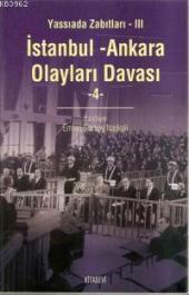 Yassıada Zabıtları (4 Cilt) Emine Gürsoy Naskali Kitabevi Yayınları