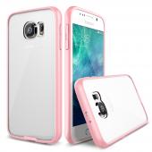 Verus Samsung Galaxy S6 Crystal Mixx Kılıf Baby Pink