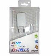 Auris Micro Usb Hızlı Şarj Aleti 2.1a T 04