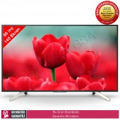 Sony Kd55xf7596 4k Ultra Hd Android Smart Led Tv