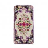 Wachikopa Apple İphone 6 6s Plus Kapak Beyce Sultan El Yapımı K
