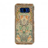 Samsung Galaxy S8 Plus Kapak Doliche El Yapımı Kilim Desenli Kuma