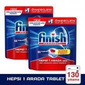 Finish H1a Max 65 Tablet X 2 Adet
