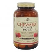 Solgar Chewable Vitamin C 500 Mg 90 Tablet