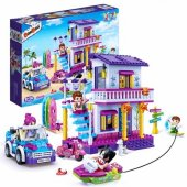 Banbao 6125 Kız Serisi Lego Seti
