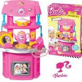 Barbie Şef Mutfak Seti Orjinal Lisanslı