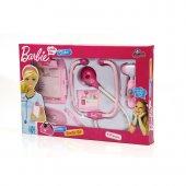 Barbie 6 Parça Çocuk Doktor Oyuncak Seti