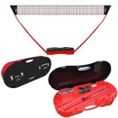 Avessa Tenis Badminton Voleybol Portatif Seti