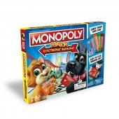 Monopoly Junior Elektronik Bankacılık Hasbro E1842