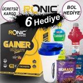 Ronic Ultimate Gainer 6 Kg (5 Hediyeli) + Ter Havlusu