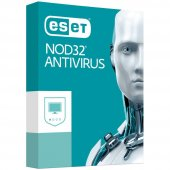 Eset Nod32 Antivirus 1 Pc 1 Yıl 2018 Son Sürüm V11