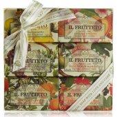 Nesti Dante Il Frutteto The Collection Sabun Seti 150 Gr*6