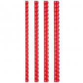 Bigpoint Plastik Spiral 8 Mm Kırmızı 100lü Kutu