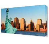 New York Özgürlük Anıtı Tablosu