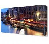 Venedik Gece Kayıklar Tablosu